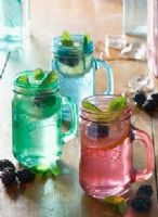 Kilner 0.5 Litre Colour Handled Jars
